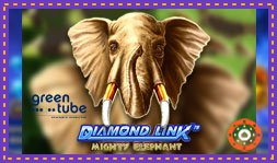 Diamond Link Mighty Elephant : Jeu de casino de Greentube