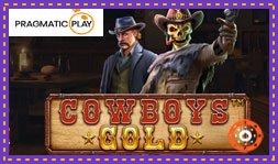 Divertissez-vous sur le jeu de casino français Cowboys Gold