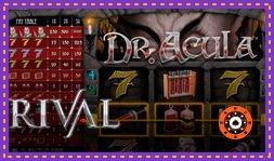 Dr. Acula : Nouveau jeu de casino de Rival Gaming