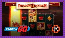 Dragon Maiden : Nouveau jeu de casino de Play'n Go