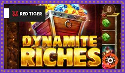Dynamite Riches : Jeu de casino de Red Tiger Gaming
