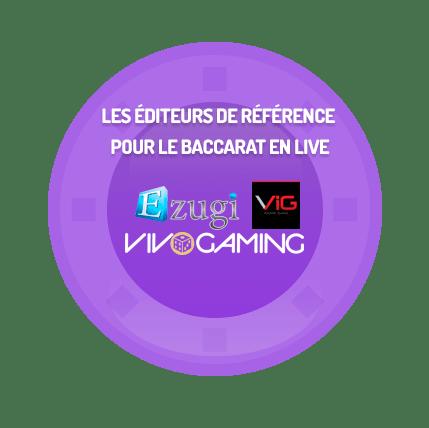 logiciel baccarat