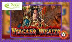 EGT dévoile le jeu de casino Volcano Wealth