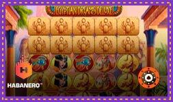 Egyptian Dreams Deluxe : Nouveau jeu de casino de Habanero