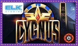 Elk Studios démarre décembre avec le jeu de casino Cygnus