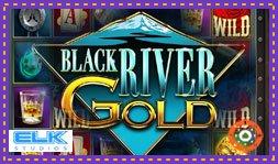 Elk Studios dévoile le jeu de casino Black River Gold