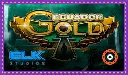 Elk Studios prévoit lancer le jeu de casino Ecuador Gold