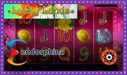 Endorphina dévoile sa nouvelle machine à sous Lucky Lands