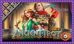 Endorphina vient de lancer le jeu de casino Ancient Troy Dice
