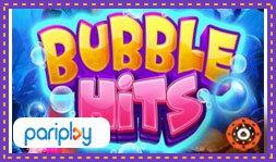 Focus sur le jeu de casino en ligne Bubble Hits