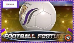 Football Fortunes : Jeu de casino signé RTG