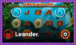 Force of Nature : Nouveau jeu de casino de Leander Games