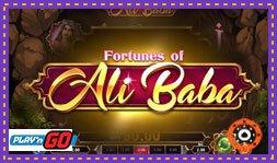 unes of Ali Baba : Jeu de casino de Play'n Go