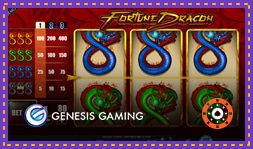 Genesis Gaming lance la machine à sous Fortune Dragon