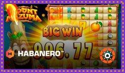 Habanero présente le jeu de casino Mount Mazuma