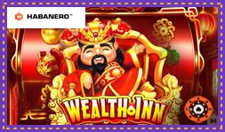 Habanero signe le jeu de casino Wealth Inn