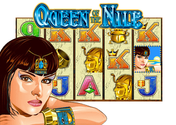 jeu queen of the nile