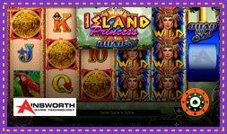 Island Princess Quad Shot : Nouveau jeu de casino
