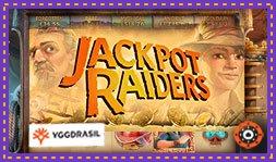 Jackpot Raiders : Jeu de casino d'Yggdrasil