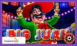 Nouveau jeu de casino en ligne Big Juan