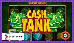 Le jeu de casino en ligne Cash Tank est lancé