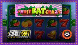 Jeu de casino en ligne Fruit Bat Crazy de Betsoft