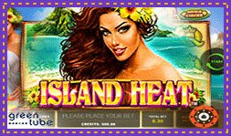 Jeu de casino en ligne Island Heat signé Greentube
