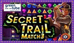 Jeu de casino en ligne Secret Trail Match 3 bientôt lancé