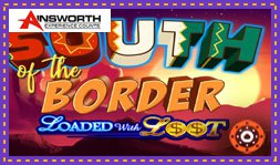 Le jeu de casino en ligne South of the border est lancé