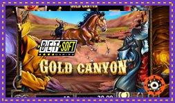 Nouveau Jeu de casino Gold Canyon de BetSoft