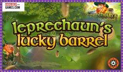 Jeu de casino Leprechaun's Lucky Barrel nouvellement dévoilé