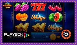 Le jeu de casino Mega Burning Wins 27 Ways débarque sur le marché