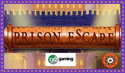 Jeu de casino Prison Escape prévu pour 2020
