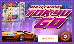 Jeu de casino The Wild Chase: Tokyo Go disponible maintenant