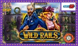 Jeu de casino Wild Rails prévu pour juillet