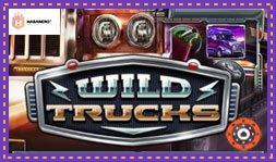 Le jeu de casino Wild Trucks débarque sur le marché