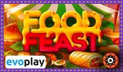 Jeu de casino Food Feast : Dégustez de délicieux petits fours