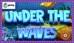 Jeu de casino Under The Waves signé 1x2 Gaming