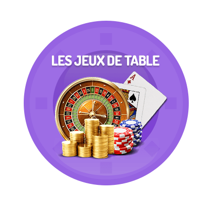 Jeux de table JCL