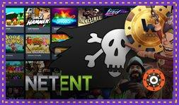 Jeux piratés de NetEnt offerts sur le casino WinnerMillion
