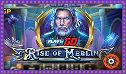 Lancement imminent de la machine à sous Rise of Merlin
