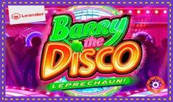 Lancement du jeu de casino Barry The Disco Leprechaun