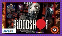 Lancement du jeu de casino en ligne BloodShot