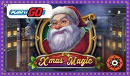 Lancement du jeu de casino en ligne Xmas Magic