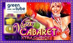 Lancement du jeu de casino Viva Cabaret Xtra Choice