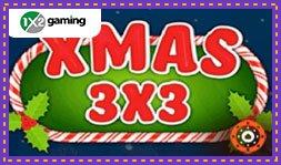 Lancement du jeu de casino Xmas 3x3 de 1x2 Gaming