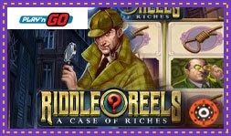 Lancement du jeu Riddle Reels: A Case of Riches