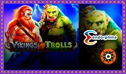 Lancement du jeu Vikings Vs Trolls sur les casinos Pragmatic Play