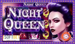 Lancement de Night Queen, le jeu de casino en ligne iSoftBet
