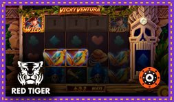 Lancement prochain du jeu de casino Vicky Ventura